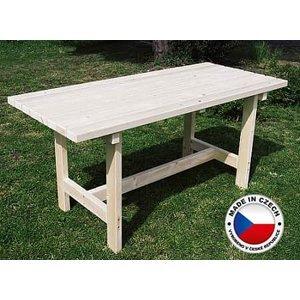 Stůl dřevěný masiv TOHOS