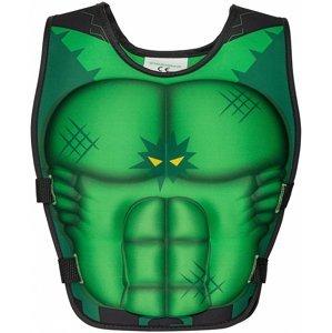 Hero plavecká vesta barva: zelená;velikost oblečení: 3-6 let