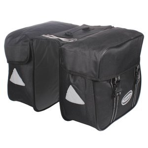 Double dvojbrašna na nosič barva: černá