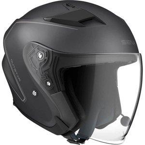 Moto prilba SENA Outstar s integrovaným headsetom Farba matne čierna, Veľkosť M (57-58)
