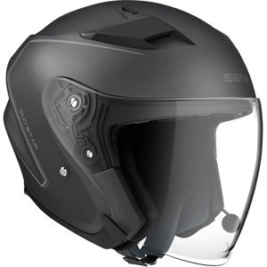 Moto prilba SENA Outstar s integrovaným headsetom Farba matne čierna, Veľkosť L (59-60)