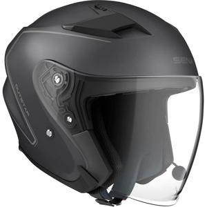 Moto prilba SENA Outstar s integrovaným headsetom Farba matne čierna, Veľkosť XL (61-62)