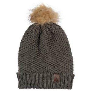Rory dětská zimní čepice antracitová