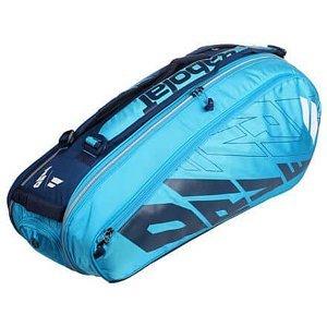 Pure Drive x6 2021 taška na rakety modrá