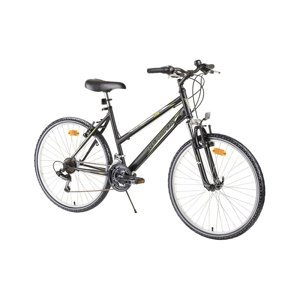 """Juniorský dievčenský horský bicykel Reactor Swift 24"""" - model 2020 Farba lemon, Veľkosť rámu 17"""""""