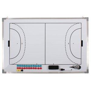 Handball HA001 magnetická trenérská tabule