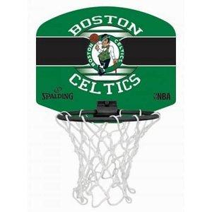 Basketbalový koš NBA MINIBOARD BOSTON CELTICS