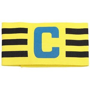 Leader kapitánská páska žlutá