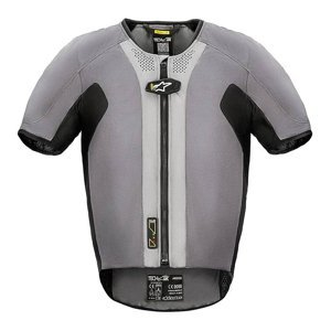 Airbagová vesta Alpinestars Tech-Air® 5 Airbag System Farba šedo-čierna, Veľkosť S