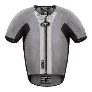 Airbagová vesta Alpinestars Tech-Air® 5 Airbag System Farba šedo-čierna, Veľkosť 4XL