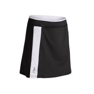 Laura cyklistická sukně barva: černá;velikost oblečení: XL