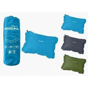 Samonafukovací polštář Redcliffs 40x30x10 cm - Modrá