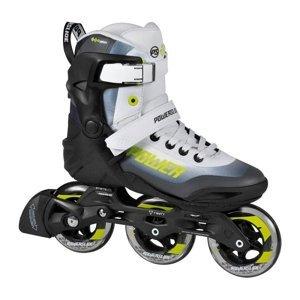 Kolieskové korčule PowerslidePhuzionKryptonVoltage100Trinity Veľkosť 39