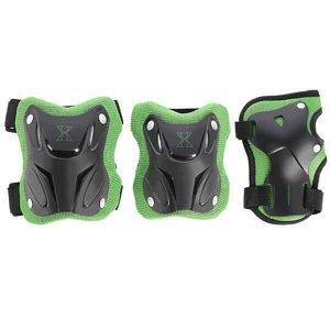 Souprava chráníčů NILS Extreme H719 zelená L