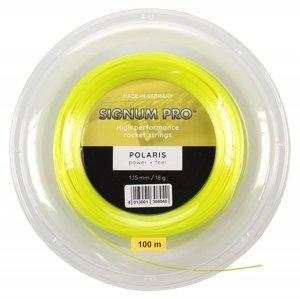 Polaris 100 tenisový výplet 100 m žlutá Průměr: 1,15