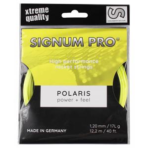 Polaris tenisový výplet 12,2 m barva: žlutá;průměr: 1,20