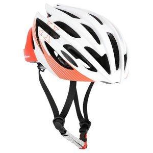 Helma NILS Extreme MTW24 bílá/červená L(58-61)
