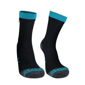 Nepremokavé ponožky DexShell Running Lite Farba blue, Veľkosť L