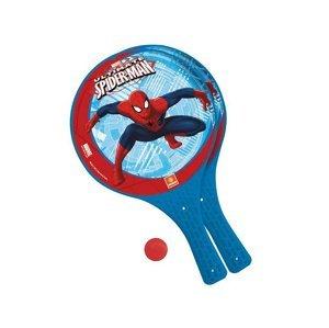 Plážový tenis SPIDERMAN MONDO - Modrá