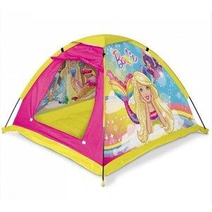Dětský stan MONDO Barbie 120x120x87 cm