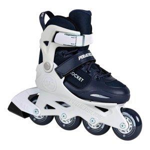 Detské nastaviteľné korčule PowerslideRocket Blue Veľkosť 33-36