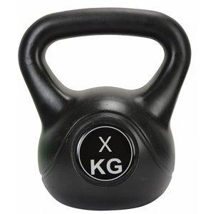 Činka kettlebell Exercise Black - 2,5 kg