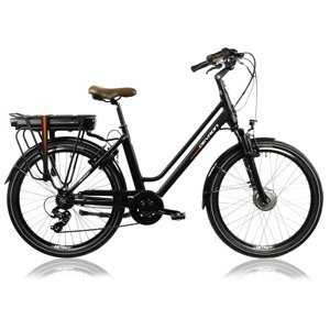"""Mestský elektrobicykel Devron 26120 26"""" - model 2022 Farba Grey, Veľkosť rámu 18"""""""