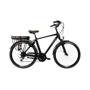 """Mestský elektrobicykel Devron 28221 28"""" - model 2022 Farba Brown, Veľkosť rámu 21"""""""