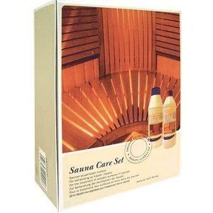 Infrasauna set - péče a údržba sauny