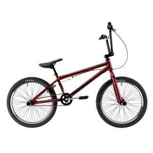"Freestyle bicykel DHS Jumper 2005 20"" - model 2021 Farba Purple"