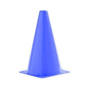 Sportovní vytyčovací kužel SEDCO - Modrá