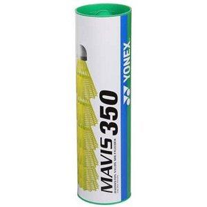 Mavis 350 badmintonové míčky zelená Balení: tuba 6 ks