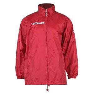 Italia šusťáková bunda červená Velikost oblečení: XXS