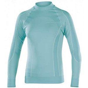 Fox dětské triko s dl. rukávem modrá Velikost oblečení: XXS