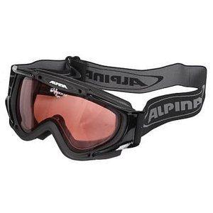Fight brýle lyžařské černá