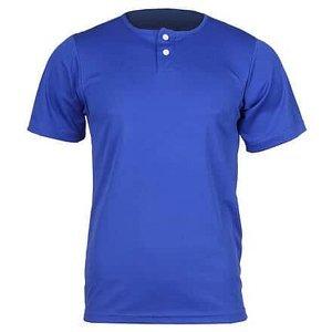 ABJ baseballový dres modrá Velikost oblečení: M