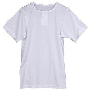 ABJ baseballový dres bílá Velikost oblečení: XL