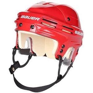 HH4500 hokejová helma červená Velikost oblečení: S