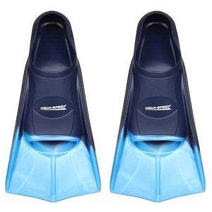 Training ploutve modrá Velikost (obuv): EU 41-42