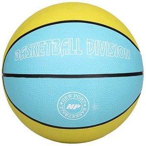 Print basketbalový míč žlutá Velikost míče: č. 7