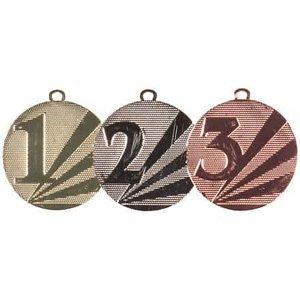 MD101 medaile stříbrná