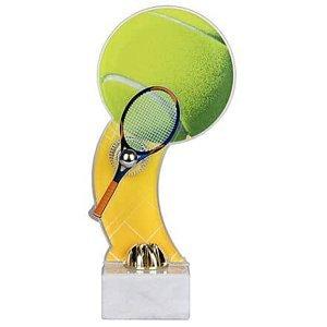 ACTD13M4 trofej tenis zlatá