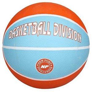 Print Mini basketbalový míč oranžová Velikost míče: č. 3