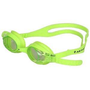 Slapy JR dětské plavecké brýle zelená
