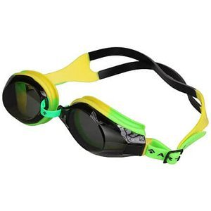 Lipno plavecké brýle žlutá-zelená
