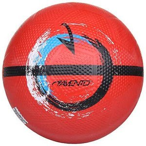 Street Football II fotbalový míč červená Velikost míče: č. 5