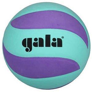 BV5681S Soft 170 volejbalový míč tyrkysová-fialová