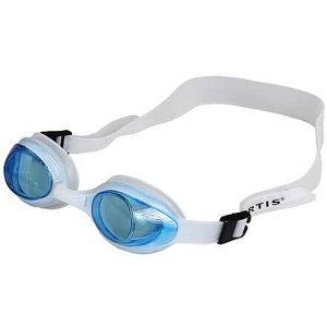 Nisa JR dětské plavecké brýle modrá