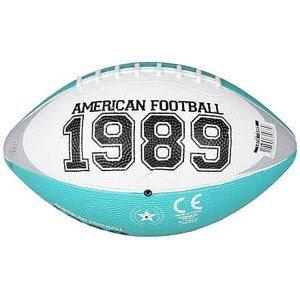 Chicago Mini míč pro americký fotbal zelená Velikost míče: č. 3