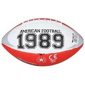 Chicago Mini míč pro americký fotbal červená Velikost míče: č. 3